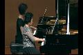 """두 대의 피아노를 위한 """"경(磬) II"""" ([프랑스음악연구회 제20회 정기연주회] 나효선, 신희주 연주)"""